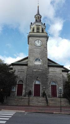 First Parish Church ©Ben Simonsen
