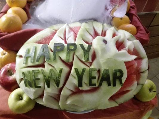 Happy New Year © Ben Simonsen