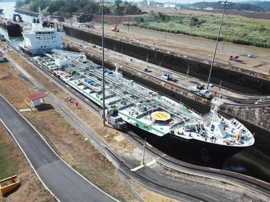 Panamakanal © Ben Simonsen