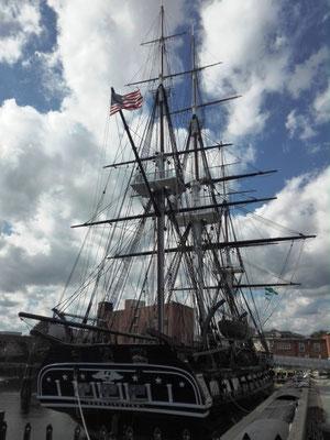 USS Constitution ©Ben Simonsen