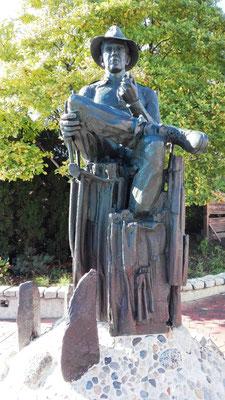 John Ford Denkmal ©Ben Simonsen