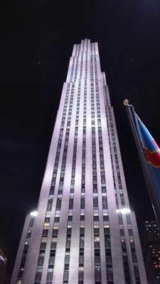 Rockefeller Center ©Ben Simonsen