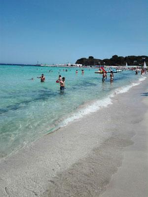 Strand von Mondello