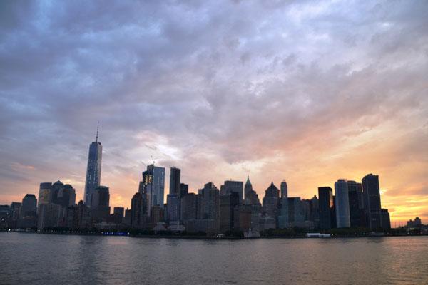 Skyline West Manhattan