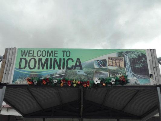 Welcome to Dominica © Ben Simonsen