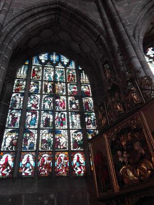 Fenster St. Lorenz