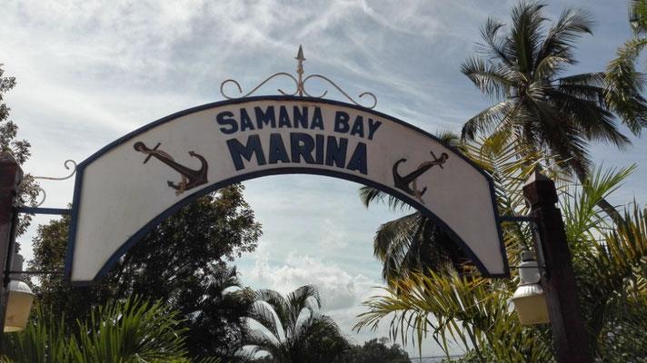 Samana Bay Marina © Ben Simonsen