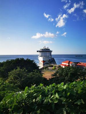 Blick vom Fort George © Ben Simonsen