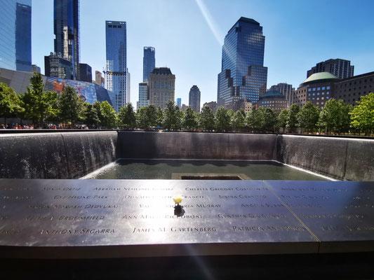 9/11 Memorial © Ben Simonsen