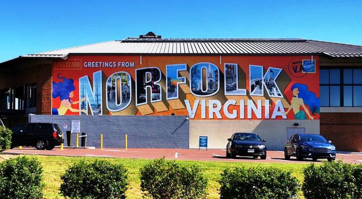 Norfolk, Virginia © Ben Simonsen