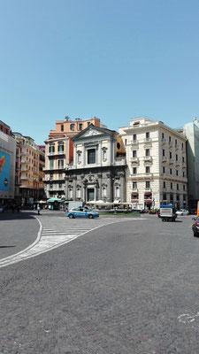 Theater und Opernhaus San Carlo
