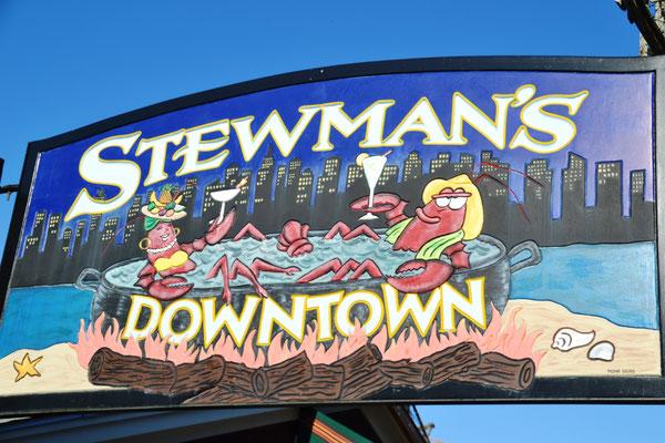 Stewman's Lobster Restaurant