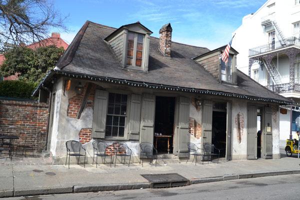 Laffitie's Black Smith Shop