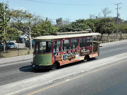 Bus in Staßenbahn-Optik © Ben Simonsen