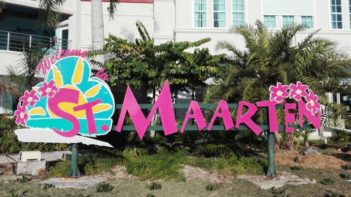 Welcome to St. Maarten © Ben Simonsen