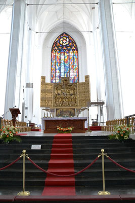 Altar der Marienkirche