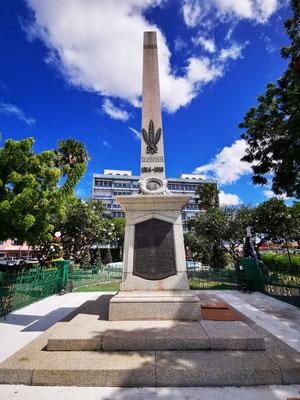 World War I Monument auf dem Trafalgar Square © Ben Simonsen