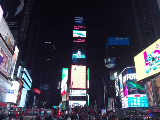 Times Square ©Ben Simonsen