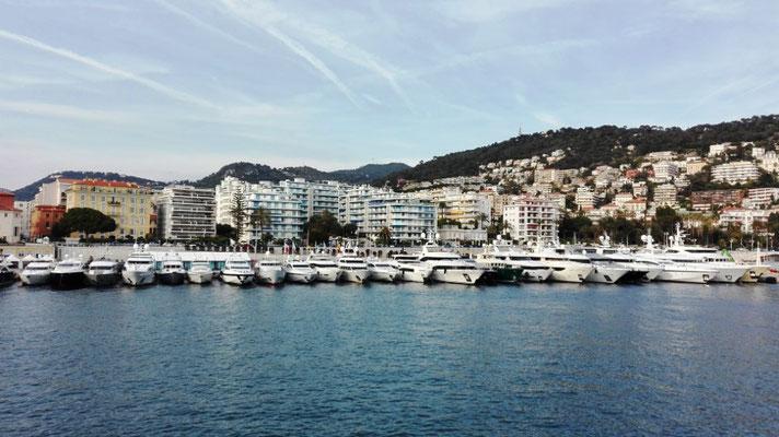 Nice Le Port © Ben Simonsen