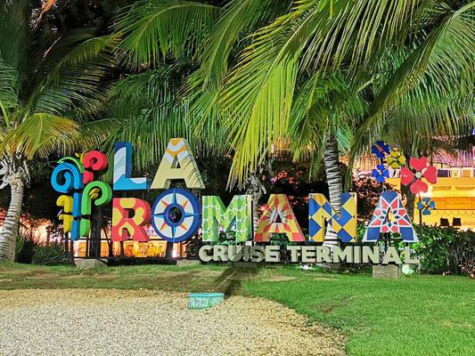 La Romana Cruise Terminal © Ben Simonsen