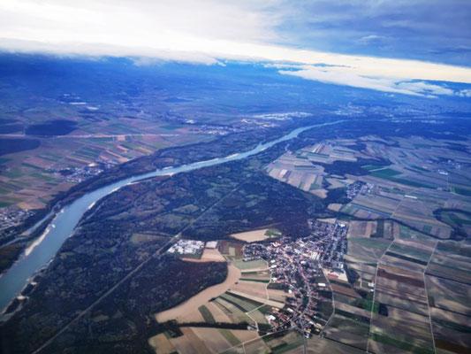 Blick auf die Donau © Ben Simonsen