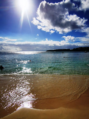 Sainte Anne Beach © Ben Simonsen