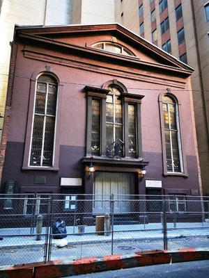 John Street Methodist Church © Ben Simonsen