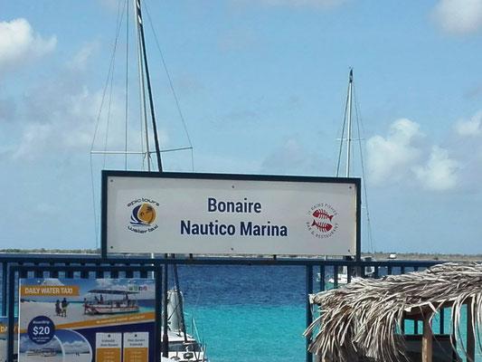 Bonaire Nautico Marina © Ben Simonsen