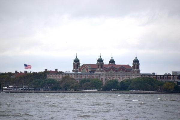 Ellis Island ©Ben Simonsen
