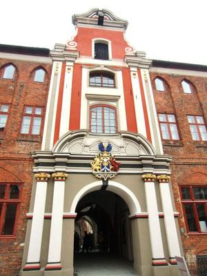 Rathhaus - Stalsund