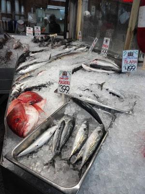 Fish Market ©Ben Simonsen