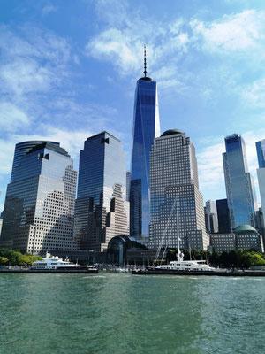 One World Trade Center © Ben Simonsen