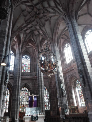 Altar St. Lorenz