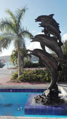 Delphinbrunnen © Ben Simonsen