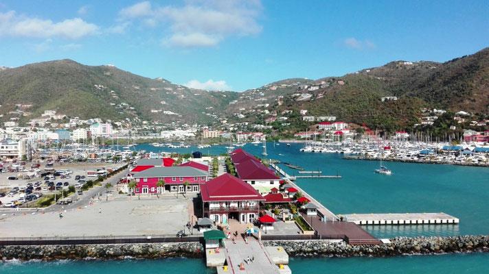 Pier Tortola © Ben Simonsen