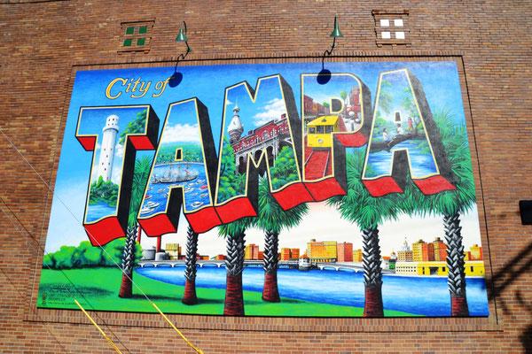 Tampa Graffiti
