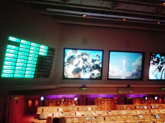 Kontrollzentrum Apollo 11 Mission © Ben Simonsen