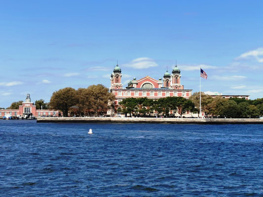 Ellis Island© Ben Simonsen