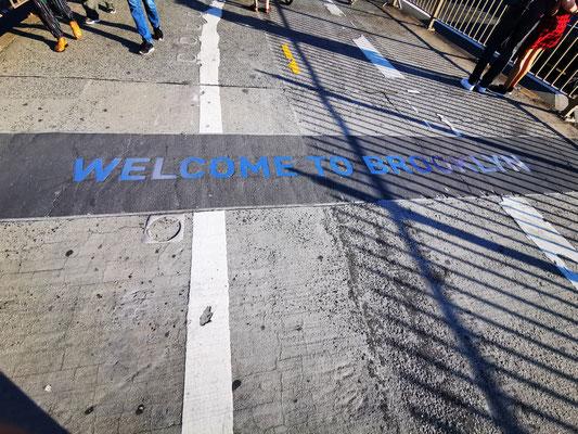Welcome to Brooklyn © Ben Simonsen