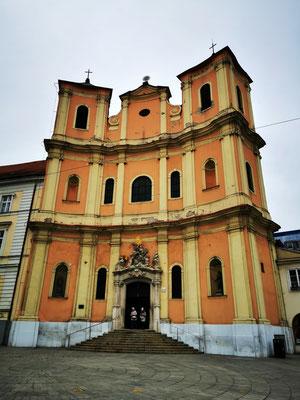 Trinitarierkirche © Ben Simonsen