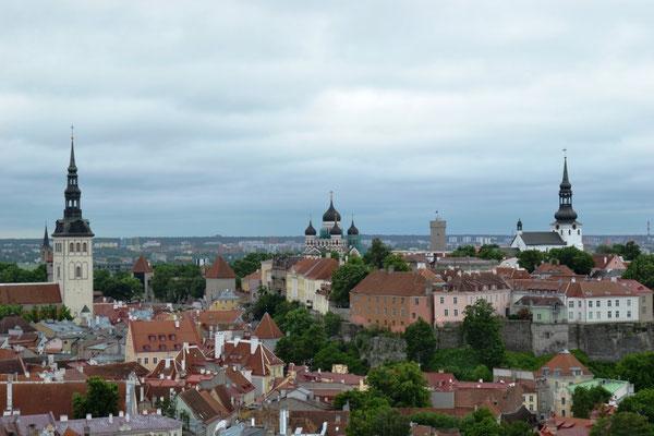 Aussicht vom Kirchenturm