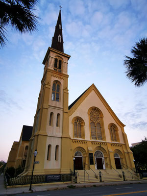 St. Matthew's Lutheran Church © Ben Simonsen