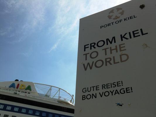 Cruise Terminal Kiel