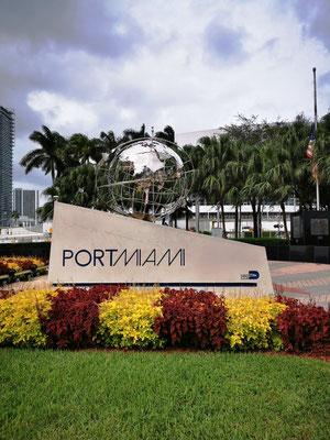 Port of Miami © Ben Simonsen