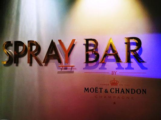 Spray Bar © Ben Simonsen