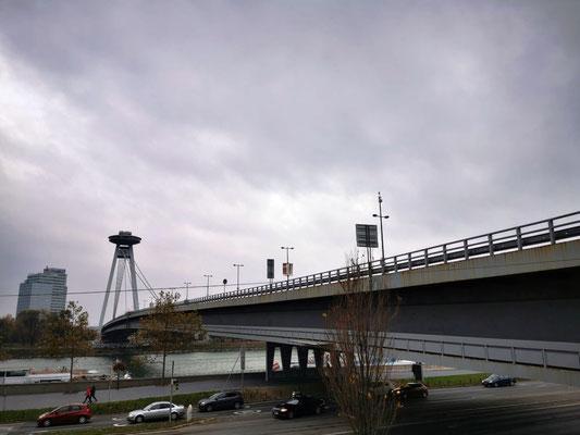 Brücke des Slowakischen Nationalaufstandes © Ben Simonsen