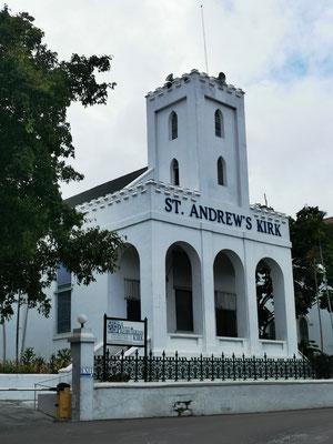 St. Andrew's Church © Ben Simonsen