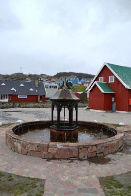 Marktplatz von Qarqortoq