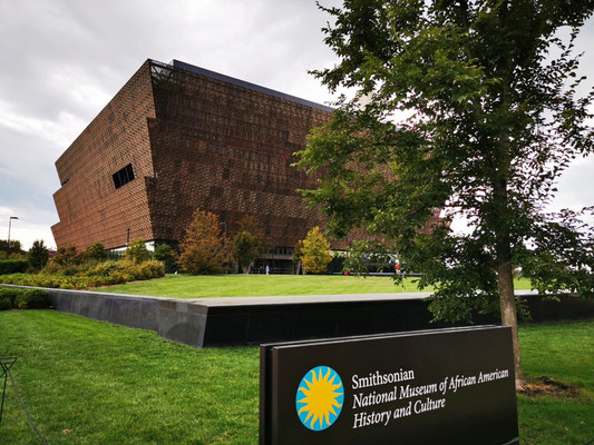 Smithsonian National Museum of African American History and Culture © Ben Simonsen