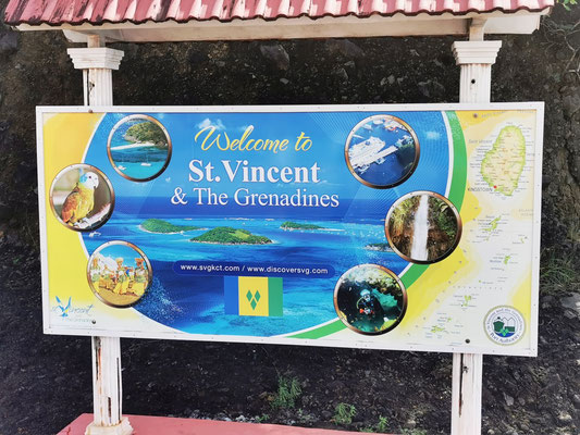 Welcome to St. Vincent © Ben Simonsen